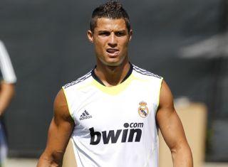 Cristiano Ronaldo entrena en Los Angeles y le pica�