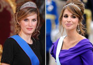 Do�a Letizia y Rania: una realeza con estilo