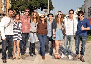 Los actores m�s populares se dan cita en el Festival de M�laga