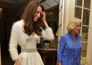 La fiesta privada de la Boda de Guillermo de Inglaterra y Kate Middleton