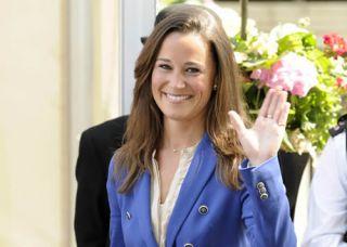 Pippa Middleton de vuelta a casa tras la boda de su hermana