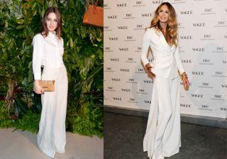 Los Palazzo: el pantal�n de moda
