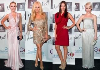 Berta Collado, Helen Lindes y Cristina Pedroche en los premios Must Awards