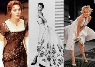 Los 10 mejores vestidos de la historia de Hollywood