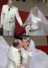 El fr�o s� quiero del Pr�ncipe Alberto II y Charlene de M�naco