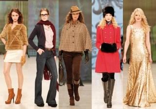 �Descubre las tendencias para la pr�xima temporada oto�o-invierno 2011/2012!