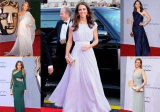 Jennifer L�pez, Nicole Kidman y Blake Lively comparten velada con los duques de Cambridge