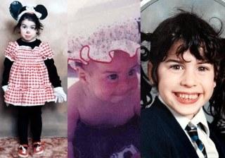 �La feliz y dulce infancia de Amy Winehouse?