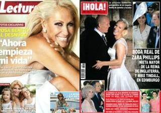 Las portadas de las revistas del coraz�n de esta semana 03/08/11