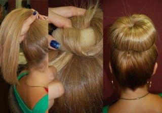 �Consigue el peinado estrella del verano: el mo�o bagel o donut!