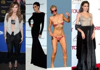 Las extra�as y peligrosas f�rmulas de las famosas... �para perder peso!