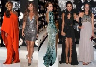 Beyonc�, Selena G�mez y Miley Cyrus entre las Mejor Vestidas de los MTV Video Music Awards