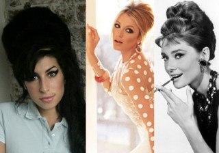 �Aprende a hacerte el peinado colmena, al estilo Amy Winehouse!