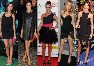 Sara Carbonero, Olivia Palermo, Romina Belluscio y Demi Lovato �se rinden al LBD!