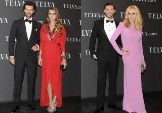 Las parejas de famosos m�s esperadas de los premios Telva