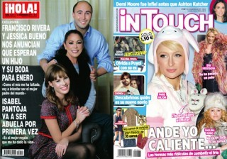 Las portadas de las revistas del coraz�n de esta semana 09/11/11