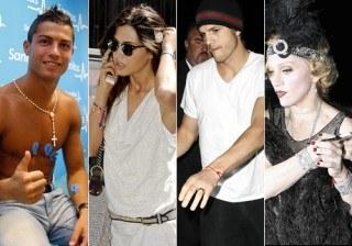 Los talismanes y amuletos de Sara Carbonero, Cristiano Ronaldo o Shakira