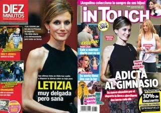 Las portadas de las revistas del coraz�n de esta semana 30/11/11