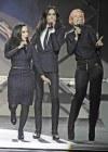 Alaska, Mario Vaquerizo y Bimba Bos�, estrellas del desfile de David Delf�n