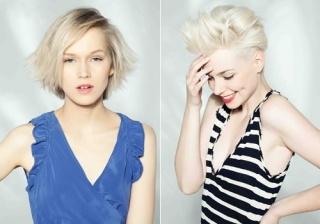 El pelo corto, tendencia esta primavera-verano 2012