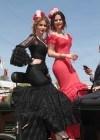 Mar�a Jes�s Ruiz, Chayo Mohedano y A�da N�zar, se lucen en la Feria de Abril