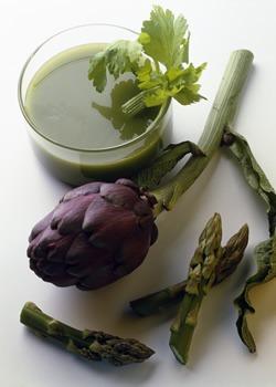 Alimentos que eliminan l�quidos y toxinas