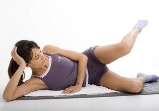 Ejercicios para conseguir un vientre plano y unas piernas de infarto