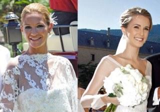 Las mejores novias del verano: copia su estilo
