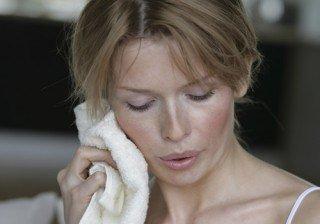 �C�mo controlar el exceso de sudor? Los famosos tambi�n lo sufren