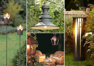 Iluminaci�n de exteriores �Saca partido a la terraza, el porche y el jard�n!