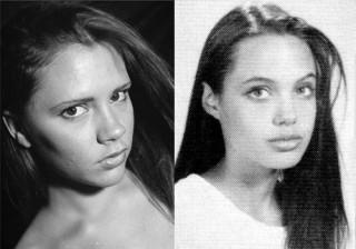 Antes y despu�s de las famosas �fotos de c�mo han cambiado!