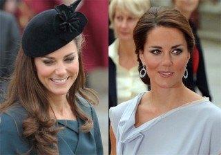 Tras la melena de Kate Middleton �cons�guela!