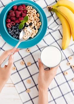 La importancia de la fibra en la alimentaci�n diaria