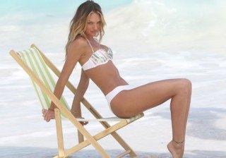 Ejercicios f�ciles y discretos para tonificar tu cuerpo en la playa