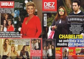 Las portadas de las revistas del coraz n de esta semana 30 for Revistas de espectaculos de esta semana