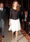La princesa Letizia y sus mejores looks en 2013
