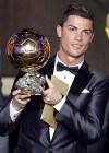 Bal�n de Oro 2013: Cristiano Ronaldo llora mientras Pilar Rubio e Irina Shayk compiten en belleza
