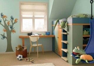 Tendencias decoraci�n y consejos para pintar habitaciones infantiles