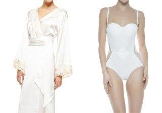 Tendencias moda lencer�a para novias primavera-verano 2014