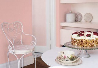 Tendencias en decoraci�n de interiores primavera 2014: los tonos pastel, protagonistas
