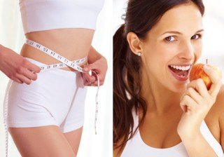 Los mejores alimentos para adelgazar r�pido �sin dietas y con salud!