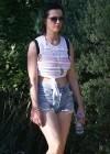 Selena G�mez, Katy Perry y Vanessa Hudgens lucen tendencia hippie en el Festival de Coachella 2014