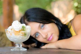 La dieta del helado