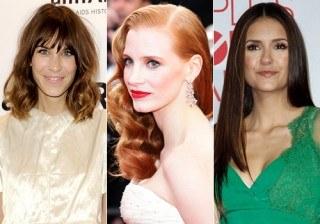 Tendencias cortes de pelo, peinados y coloraci�n oto�o 2014: la melena �boho� y el pelo liso y rojo �arrasan!