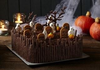 Tarta de Halloween paso a paso