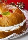Receta del rosc�n de Reyes m�s sano y ligero, paso a paso