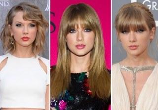 Los peinados de Taylor Swift paso a paso