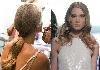 Peinados primavera-verano 2015: Ondas, trenzas, coletas� �Las tendencias que arrasar�n!