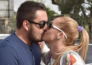 Bel�n Esteban, apasionada con su novio Miguel Marcos, celebra en familia su triunfo en �GH VIP�