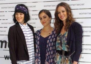 Eva Gonz�lez, Hiba Abouk y Bimba Bos� presentan las tendencias de verano en Marbella con �Women Secret�